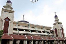 Masjid At-Tin TMII Batasi Jumlah Pengunjung Selama PSBB Transisi Jilid II