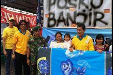 Massindo Kirim 1.000 Kasur ke Manado