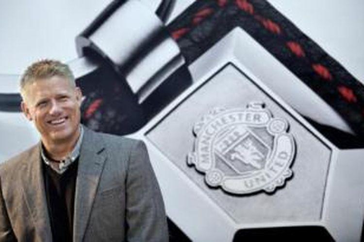 Mantan kiper Manchester United, Peter Schmeichel.
