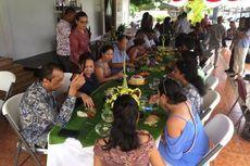 Ketika Nasi Liwet di Atas Daun Pisang Tersaji di Suriname