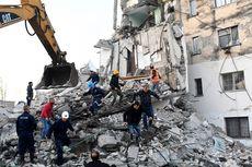 Gempa Magnitudo 6,4 Hantam Albania, 6 Orang Tewas dan 150 Terluka