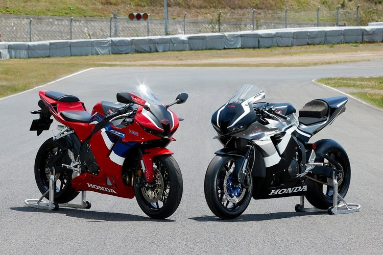 All New Honda CBR600RR HRC Edition