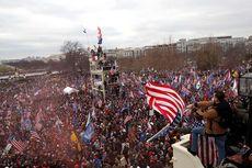 Beda Penanganan Polisi di Kerusuhan Capitol Hill dan Demo BLM Jadi Sorotan