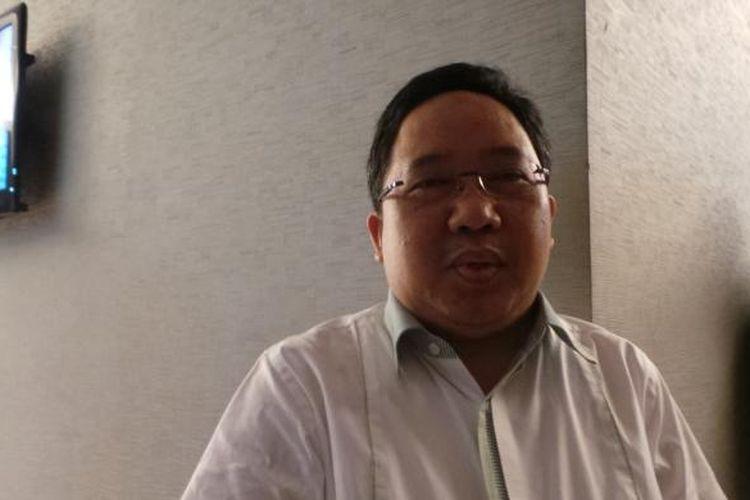 Wakil Sekretaris Jenderal PPP, Syaifullah Tamliha.