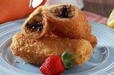 Resep Roti Goreng Pisang Cokelat, Pakai Roti Tawar yang Belum Habis
