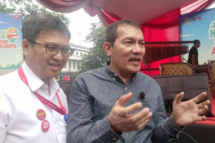 Pimpinan KPK Thony Saut Situmorang