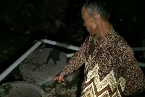 Fakta Anak Bunuh Ayah Kandung yang Jasadnya Dikubur di Septic Tank dan Dicor