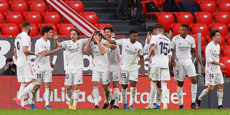 Sedang Viral, Dua Syarat Real Madrid untuk Juara Liga Spanyol