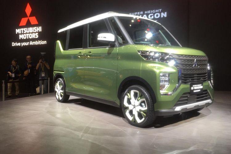Mitsubishi Super Height K-Wagon Dipamerkan di Tokyo Motor Show 2019