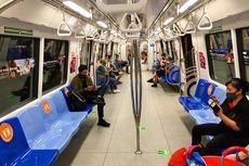 Anies: Penumpang Transjakarta, MRT, LRT Turun Drastis Imbas Covid-19
