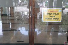 Masjid Al Munawar Pancoran Gelar Shalat Jumat dengan Protokol Pencegahan Covid-19