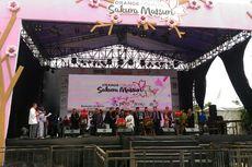 Bikin Betah Ekspatriat Jepang, Festival Sakura Kembali Digelar