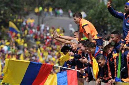 Striker Kolombia Jadi Pembeda
