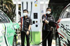 Pertamina Ungkap Perannya di Industri Baterai Kendaraan Listrik