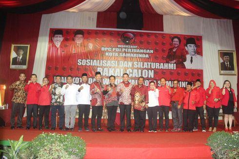 Pilkada Samarinda, Ketua DPD Gerindra Kaltim Ikut Penjaringan PDI-P