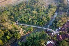 Buka Isolasi Desa Terpencil, Jembatan Gantung Jadi Program Unggulan