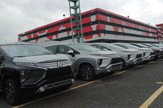 Mitsubishi Motors Resmi Ekspor Mitsubishi XPANDER dari Indonesia