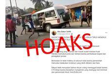 [HOAKS] Warga India Serang Polisi karena Jenuh Dibohongi Isu Covid-19
