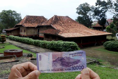 Intip Rumah Limas Khas Palembang seperti di Uang Rp 10.000