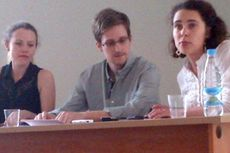 Edward Snowden Resmi Ajukan Suaka Sementara ke Rusia