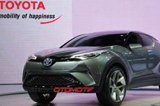 Toyota Mau Pamer Penantang HR-V di GIIAS?