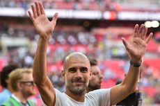 Chelsea Vs Man City, Guardiola Tolak Rekrut Hazard