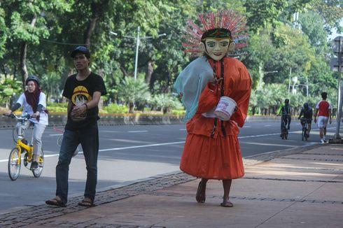 Larang Ondel-ondel Ngamen, DPRD DKI Akan Revisi Perda Budaya Betawi