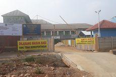 Warga Mengeluhkan Proyek Waduk Cimanggis
