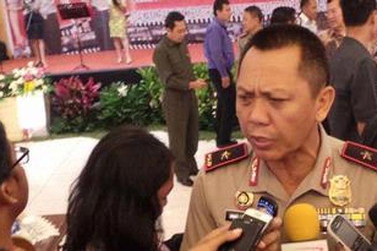 Wakil Kepala Kepolisian Daerah Metro Jaya, Brigadir Jenderal Sudjarno.
