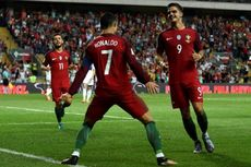 Hasil Kualifikasi Piala Dunia, Lukaku dan Ronaldo Cetak Hat-trick