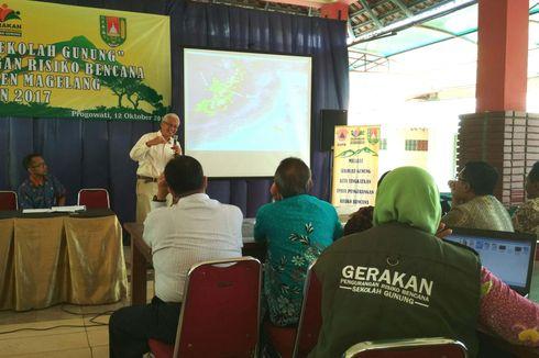 Indonesia Rawan Bencana, BNBP Dirikan Sekolah Gunung