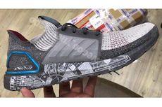 Adidas Bikin Sneakers Star Wars Lagi, Kali Ini Desain Millenium Falcon