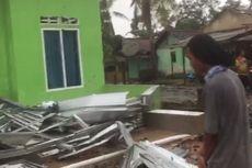 Puting Beliung Landa Tulang Bawang, 66 Rumah Rusak dan 1 Orang Tewas