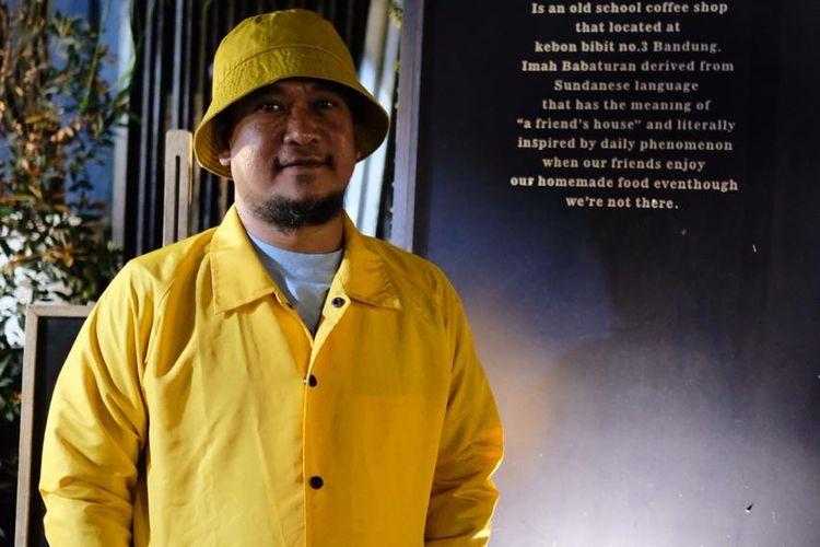 Owner Warung Kopi Imah Babaturan, Muhammad Nurul Hudha