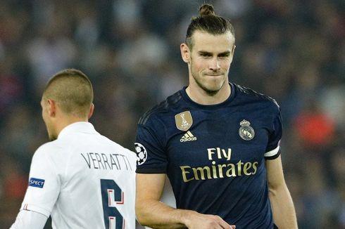 Ke Liga China, Opsi Terbaik Bale jika Ingin Keluar dari Real Madrid