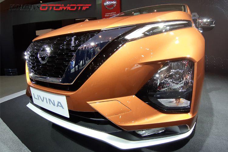 All New Nissan Livina di Telkomsel IIMS 2019