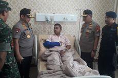 Kapolda Metro Jaya Jenguk Polisi Korban Kerusuhan 22 Mei