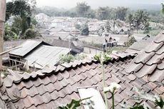 Hujan Abu Gunung Merapi Guyur Sejumlah Tempat di Magelang hingga Temanggung