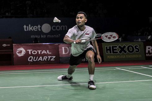 Tommy Sugiarto Gagal Raih Gelar Thailand Open 2018