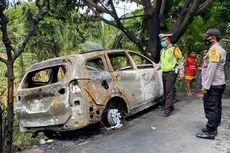 Mobil yang Ditumpangi Athira Farina Mengeluarkan Asap Sebelum Kecelakaan