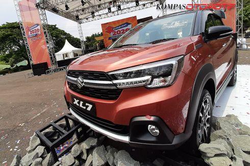 Pasang Target Baru, Suzuki Pede Perluas Ekspor Mobil Rakitan Indonesia