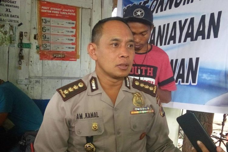 Kabid Humas Polda Papua, Kombes AM Kamal