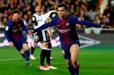 Penampilan Coutinho dan Dembele Melebihi Harapan Valverde