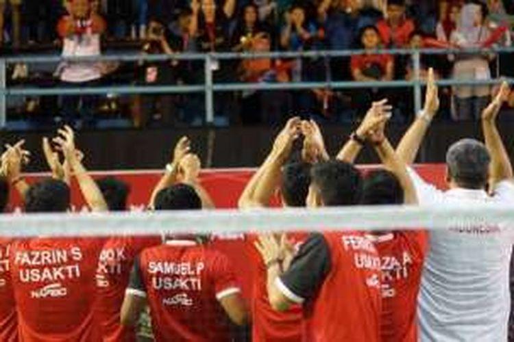 Tim Putra Trisakti Jakarta juara LIMA Badminton Nationals 2016.
