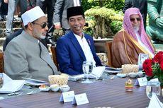 Jokowi Menjamu Ulama dan Cendikiawan Muslim se-Dunia dengan Sop Buntut