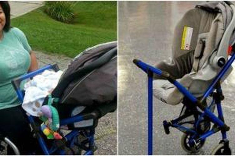 54 Gambar Kursi Roda Untuk Bayi Terbaik