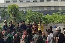 Orasi di Depan Mahasiswa, Novel Baswedan: Jangan Lelah Dukung KPK!