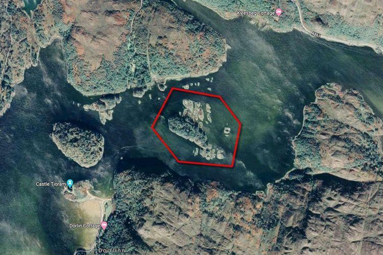 Deer Island di Skotlandia yang akan dilelang melalui Auctioneers Future Property pada 26 Maret 2021 dengan harga pembukaan lelang 111.700 dollar Amerika Serikat (AS) atau setara Rp 1,6 miliar.