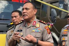 Irjen Firli Terpilih Jadi Ketua KPK, Polda Sumsel Banjir Karangan Bunga