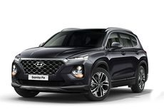 Hyundai Luncurkan Varian Tertinggi Santa Fe di Indonesia